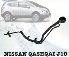 NISSAN QASHQAI J10 PETROL 2007-2013 FUEL TANK FILLER NECK PIPE 17221-JD000