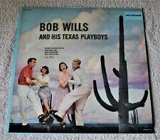 "Bob Wills & His Texas Playboys / MCA Records 12""LP"