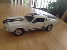 Road Legends 1968 Ford Mustang Shelby GT500K 1:18 Diecast