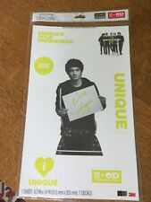 1D One Direction Decals by Scotch featuring Zayn Malik, unopened, anti-bullying