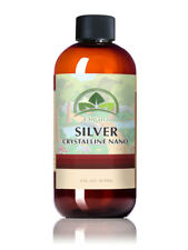 The BEST Nano Colloidal Silver! 8 oz 30 PPM. Colloidal Mineral Supplement!