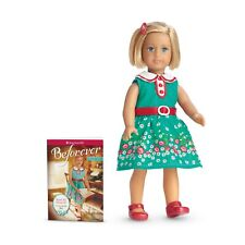 ❄️American Girl Kit Mini Doll w/mini book in Winter Wonderland Gift Box ❄️