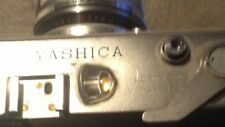 vintage yashica camera