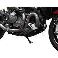 Protezione del motore ducati monster 821 BJ 13-Alluminio Nero