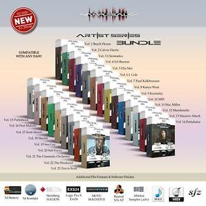 Samples & Loops 23 x Producer Pack 36 GB Wave Midi FL Studio Ableton Logic Bundl