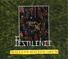 PESTILENCE Malleus Maleficarum SLIPCASE DOUBLE CD