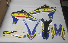 Yamaha Yzf450 2010-2013 One Industries Fmf Racing gráficos Kit 1g55
