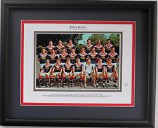 New 2002 Sydney Roosters NRL Premiers Squad Print Framed