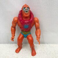 MOTU Masters of the Universe BEAST MAN 1981 He Man Mattel Rare Vintage Figure