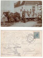 Schönberg am Kamp im Kamptal Bz.Krems Land, Kirchenglockenweihe Foto AK 1905