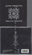 CD--JUNO REACTOR--THE BIBLE OF DREAMS
