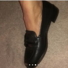 Office Shoes Leather New Uk 8/41 Boxed Black £35 Ladies