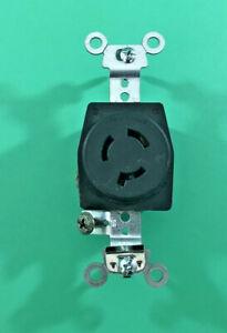 ARROW HART 15A 250V 3 WIRE TWIST LOCK RECEPTACLE NEMA L6-15R