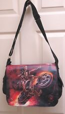 "Anne Stokes Collection ""Hell Rider"" Messenger Bag ACK for Nemesis Now"