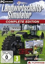 Simulatore Agricoltura 2011 COMPLETE EDITION + entrambi add-ons guterzust.