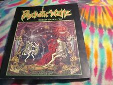 PSYCHOTIC WALTZ - 91/92 WORLD TOUR BOOK