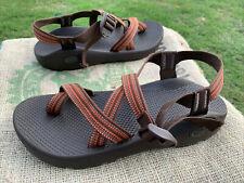 Chaco J104283 Z1 Classic Sport Buckle Strap Brown Sandals Men's Size 10