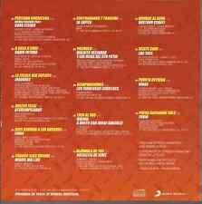 rare ROCK live 80 CD sleeveVirus JAGUARES Fobia RADIO FUTURA Aterciopelados Los3