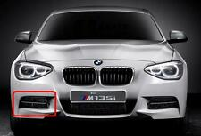 BMW NEW GENUINE 135M F20 F21 12-15 FRONT M SPORT BUMPER O/S RIGHT LOWER GRILL
