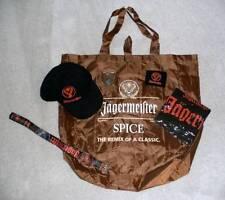 Jagermeister Promo 6 Items Tote Bag, Cap, Lanyard, Wrist Band, Opener & Bandana