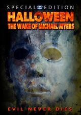 Halloween The Wake DVD Michael Myers not jason freddy NEW