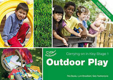 Outdoor Play (Carrying on in Key Stage 1), Very Good Condition Book, Featherston