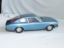 Joustra Fiat Dino Coupe modelo coche de chapa france Tin Toy car friction 25cm