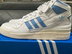 Adidas Forum High Size 11.5 Carolina Blue Chicago 2020 Unreleased Style FW2019