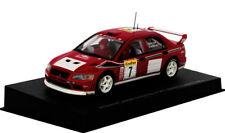 AUTOart 1/32 Mitsubishi Evo VII WRC Delecour Slot Car