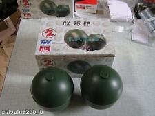 jeu 2 sphères neuves  avant citroen cx