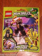 2012 LEGO NINJAGO MASTERS OF SPINJITZU BYTAR #9556 25 PCS BOOSTER PACK BRAND NEW