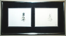 Lantz, Woody Woodpecker Production Cel and Drawing
