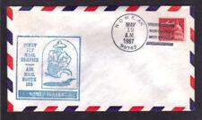 First Jet Mail Service AM 128 Nome, AK to Kotzebue, AK