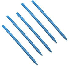 5x Nylon Plastic Spudger Stick Opening Repair Tools for Apple iPhone Galaxy Blue
