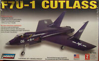 Vought F7U-1 Cutlass US Navy - Lindberg Kit 1:48 - 70506 Nuovo
