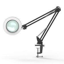 Lampada Da Tavolo A LED con Lente di Ingrandimento di Lavoro 5xlens di Luce In