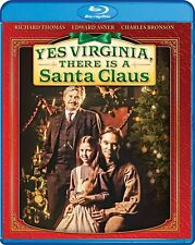 YES VIRGINIA, THERE IS A SANTA CLAUS -  BLU RAY - Region A