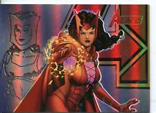 The Complete Avengers Legendary Heroes Chase Card LH8
