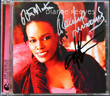 Dianne REEVES, Peter MARTIN, R. LUBAMBO Signiert A LITTLE MOONLIGHT CD Autograph