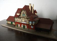 Vollmer 3510 H0 1:87 BAHNHOF NEUFFEN gebaut Rarität