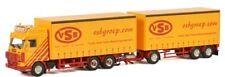 - WSI01-2583 - Camion porteur avec remorque SCANIA R143 Topline aux couleurs du