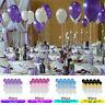 "30PCS 10"" Latex Helium Party Wedding Birthday Balloons Colorful Balloon Decor"