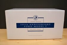 FRANKLIN MINT FORD MODEL T 100TH ANNIVERSARY LIMITED EDITION DELIVERY TRUCK MINT