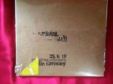 Pearl Jam 2000 Official Live Bootleg June 25 2000 Berlin Germany 2 CD New Sealed