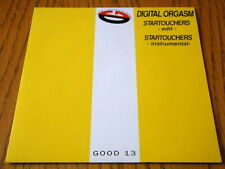 "Digital Orgasm-startouchers 7"" vinyle PS"