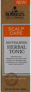 Dr. Miracles | Scalp Care Herbal Tonic (4oz)