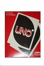 New Standard Fun Uno Cards 108 Cards  Pack Family Fun Uno Card Game
