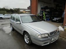 volvo estate 4x4 v70 xc 2.5t 1998 (spares or repairs)