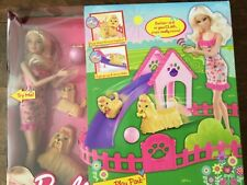 New ListingBarbie Puppy Play Park-Nip