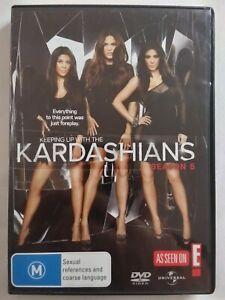 KEEPING UP WITH THE KARDASHIANS Season 5 DVD FREE POSTAGE